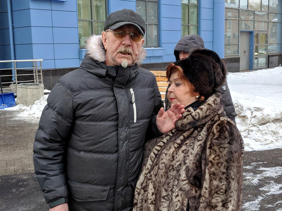 Фабрика обнала. Очем говорили вМещанском суде друзья изнакомые бухгалтера Масляевой