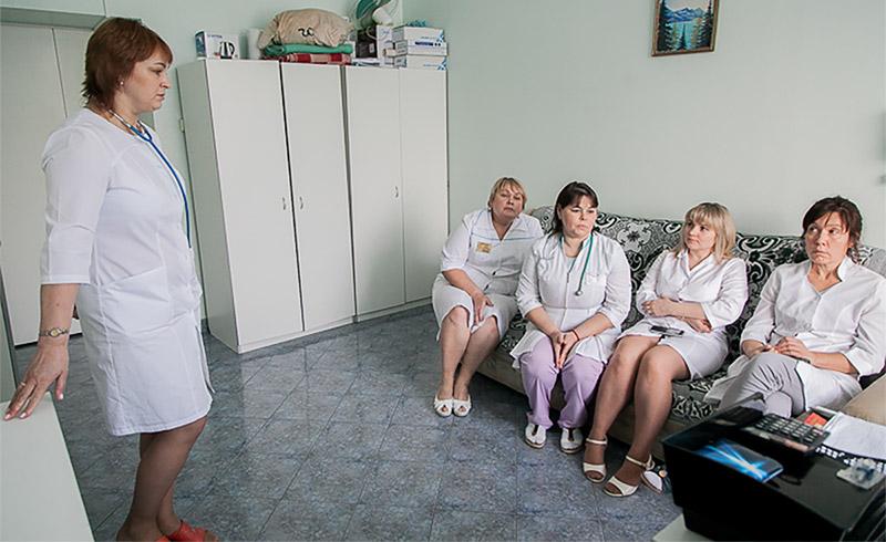 Башкирские врачи, смеявшиеся над своей зарплатой, отстояли роддом
