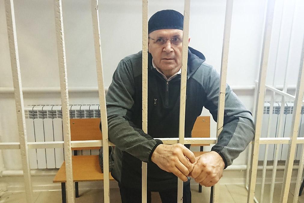 Девять вопросов суду поделу Оюба Титиева. Выступление адвоката Ильи Новикова