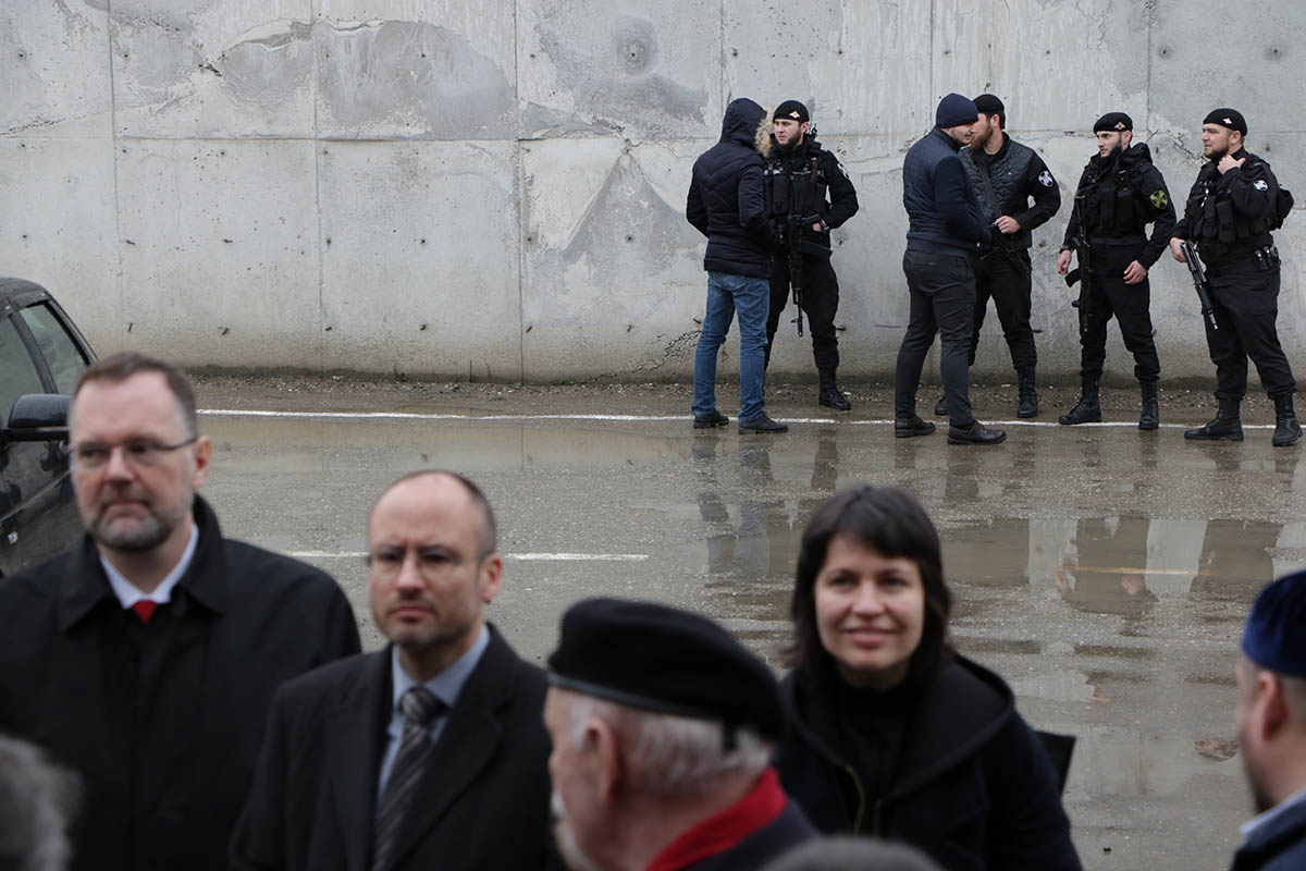 Судья-робот, пошедшая против Кадырова. Как прошел суд над Титиевым
