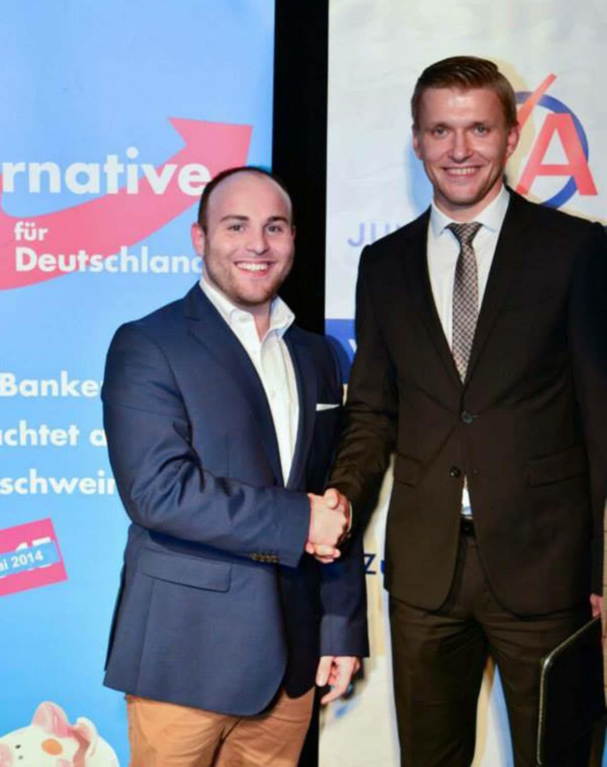 Кремлевская альтернатива для Германии: как изМосквы помогают немецким ультраправым политикам