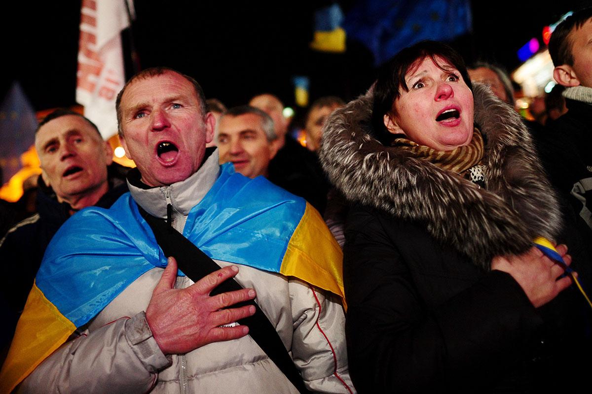Время Постмайдана: Порошенко проиграл, потому что переоценил готовность нации воевать