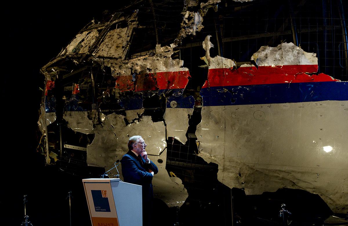Признать вину хотябы частично Кремль неможет— потому что вистории сМН-17 несуществует частичной вины