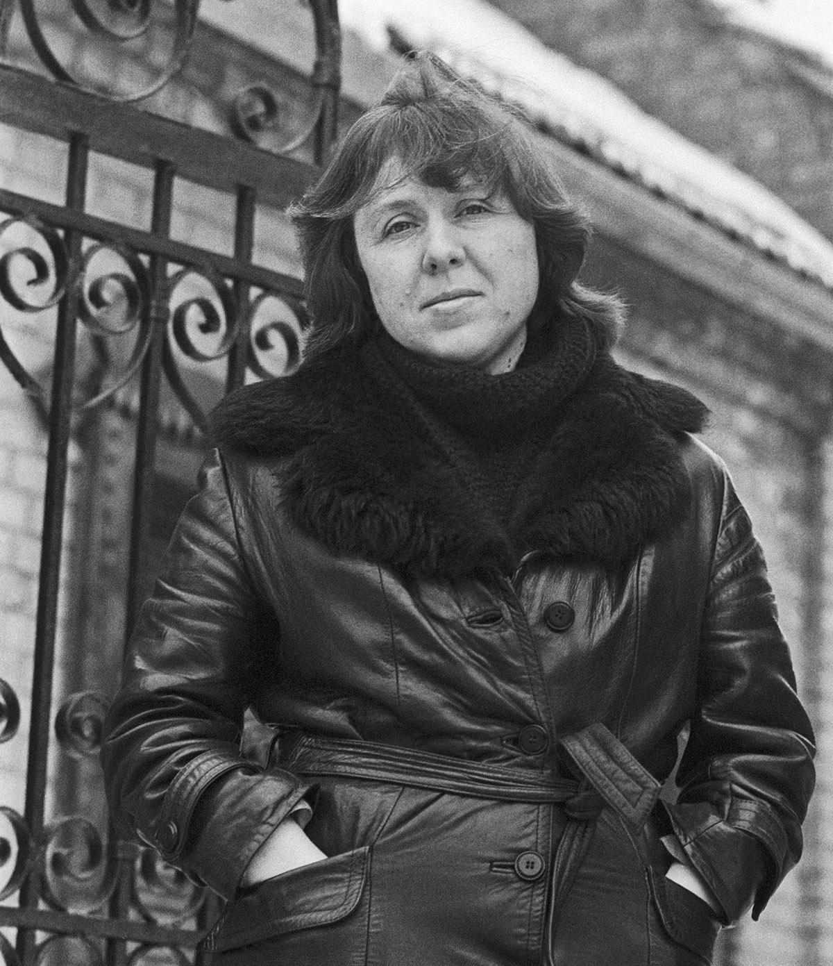 Светлана Алексиевич: «Никто встрашном сне представить немог, что это на25 лет»