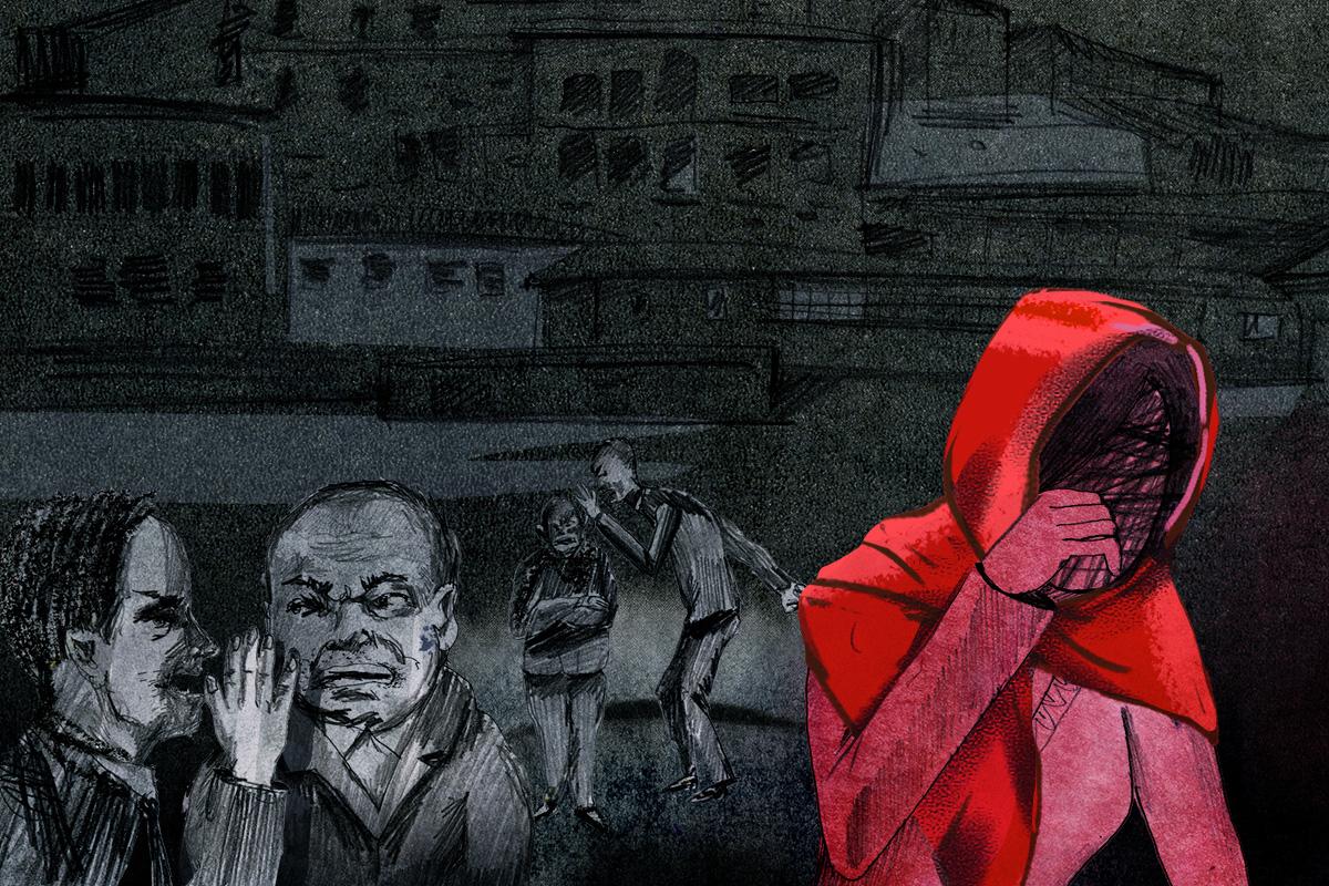 «Или яделаю, что онскажет, или узнает жених, вся школа, вообще все»: как наКавказе шантажируют женщин
