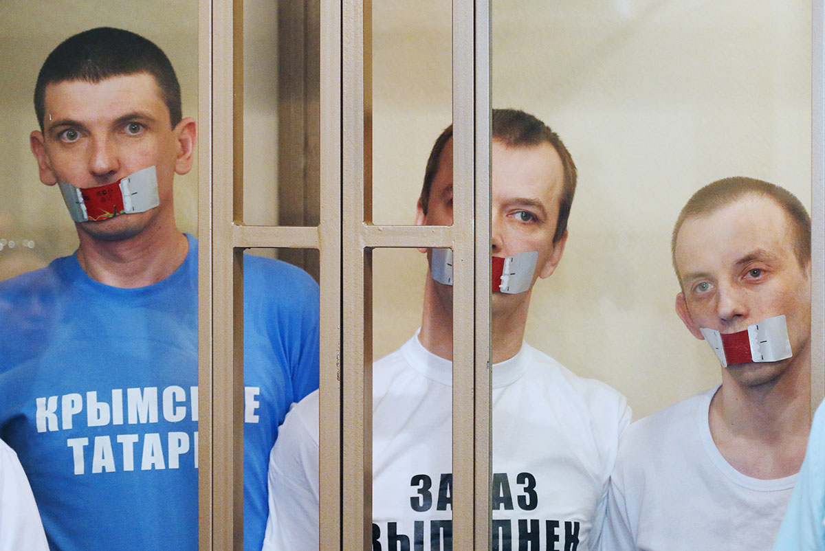 «Антитеррористическое законодательство— это инструмент репрессий». Крымская правозащитница— опреследованиях крымских татар вРоссии
