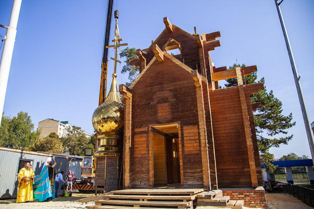 Православная беседка. Как Тамбовская епархия обходит российское законодательство при строительстве новых храмов