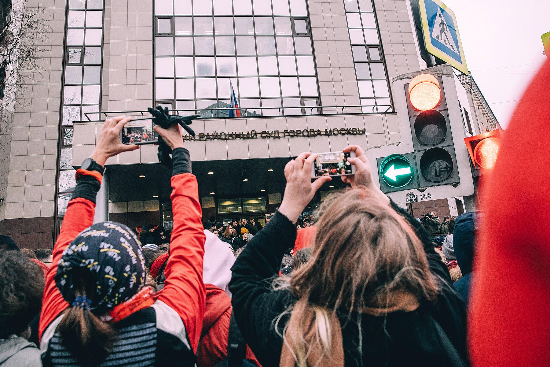 Три года условно Егору Жукову. Фоторепортаж