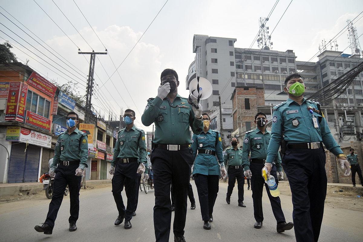 Закон оцифровой безопасности: что происходит сосвободой СМИ вБангладеш?