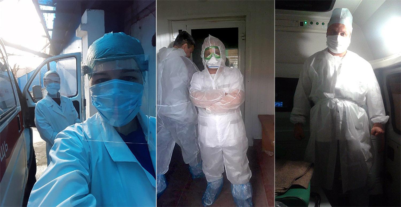 «Побумажкам унашего руководства все прекрасно»: почему российские медики болеют коронавирусом