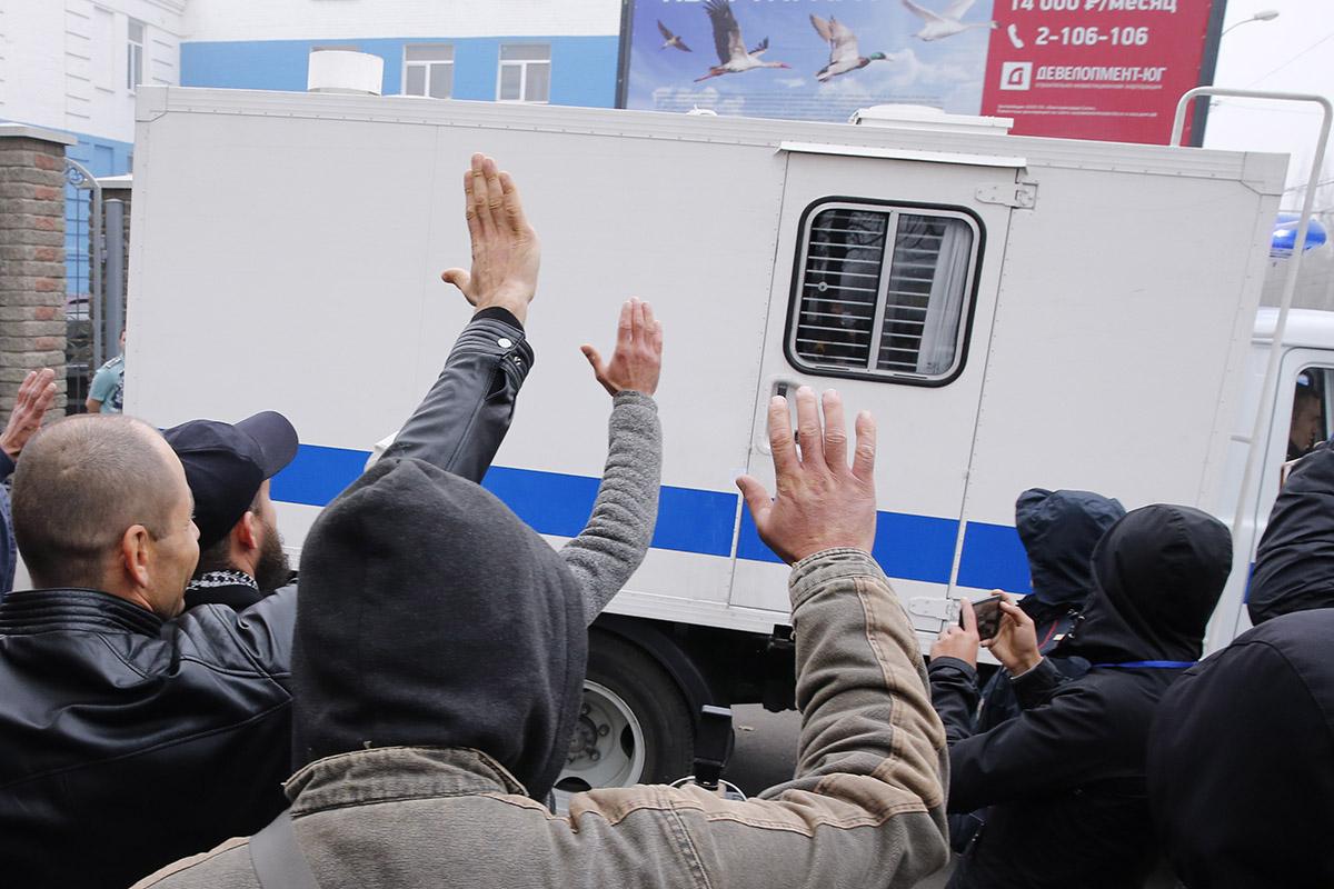 Как проходит суд над членами «Хизб-ут Тахрир» вэпоху коронавируса
