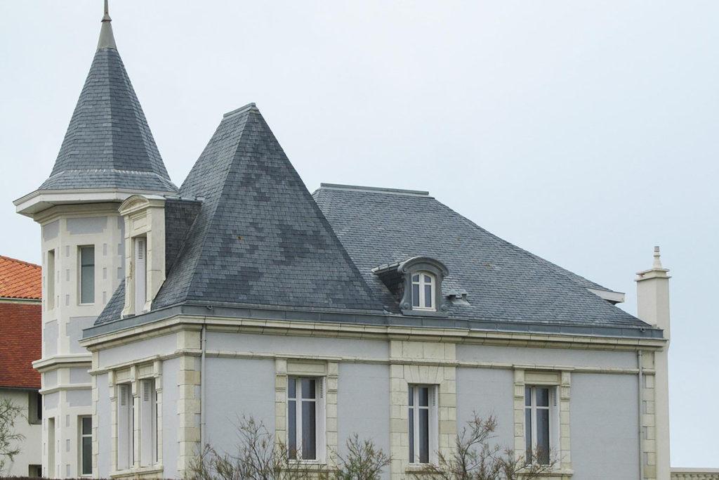 Дом Кирилла Шамалова и Катерины Тихоновой в Биаррице