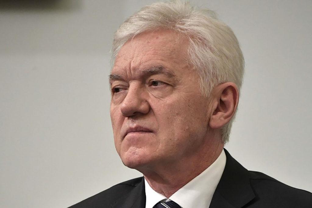 Геннадий Тимченко